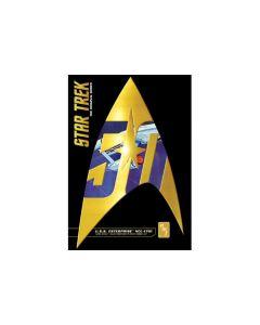 AMT 947 Star Trek Classic U.S.S. Enterprise (50th Anniversary Edition) 1/650
