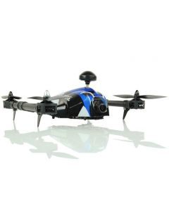 Ares CROSSFIRE RACER QUAD w/ 25MW VIDEO TRANSMITTER (Ready for Receiver)