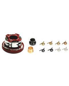 Argus AG21-M086 4 Shoe Clutches Combo Set