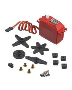 Arrma AR390133 ADS-5, V2, 5kg, Waterproof Servo, Red