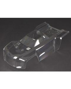 Arrma AR406050 KRATON 6S BLX CLEAR BODYSHELL (INC. DECALS) 1/8