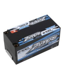 Reedy 27371 Zappers SG4 Graphene Lipo Batt HV-15.2V 6100mAh 85C Shorty