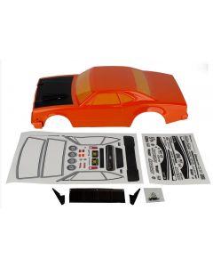 Team Associated 71083 DR10 Reakt Drag Body, orange 1/10