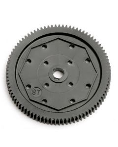 Team Associated 9654 Spur Gear, 87T 48P  B4/T4