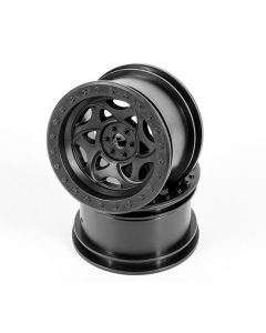 Axial AX31326 2.2 Walker Evans Wheels - Black (2pcs) 1/10