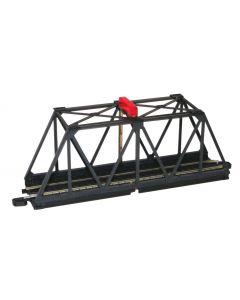 Bachmann 44473 E-Z Track® Truss Bridge with Blinking Light HO Scale