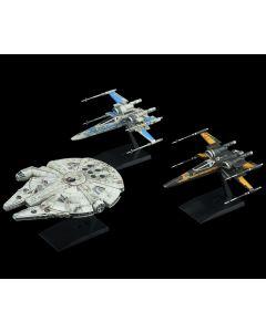 Bandai 0219769 Star Wars Resistance Vehicle Set 1/144 & 1/350