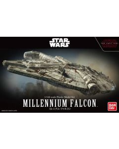 Bandai 0219770 Star Wars Millennium Falcon 1/144