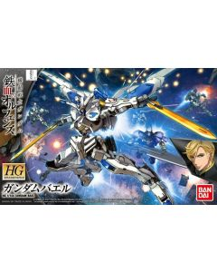 Bandai 5055453 HG Gundam Bael 1/144