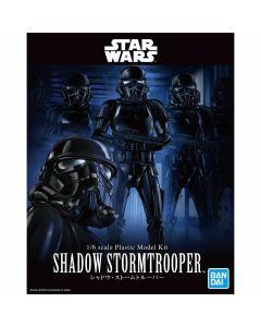 Bandai 5055866 Star Wars Shadow Stormtrooper 1/6