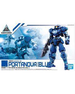 Bandai 5058105 30MM bEXM-15 Portanova (Blue) 1/144