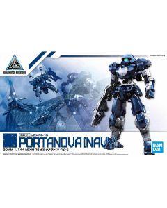 Bandai 5058914 30MM bEXM-15 Portanova (Navy) 1/144