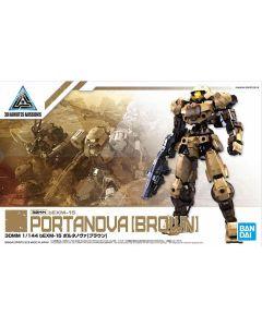Bandai 5059001 30MM bEXM-15 Portanova (Brown) 1/144