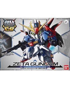 Bandai 5059572 SD Gundam Cross Silhouette Zeta Gundam