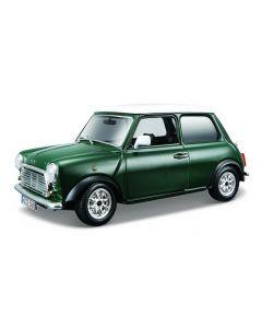 Bburago 22011 Mini Cooper (1969) (Green) 1/24