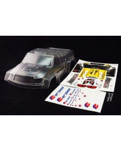 Carisma 15058 GT16MT Clear Body Set  1/16