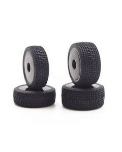 Carisma 15640 GT24 Meeni Pins Rally Tyres Set