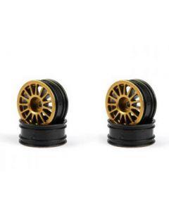 Carisma 16131 GT24 Subaru Wheel Set