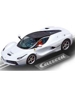 Carrera 27478 LaFerrari - White Metallic  1/32