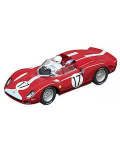 """Carrera 27570 Ferrari 365 P2 - Maranello Concessionaires LTD. """"No.17""""  1/32"""