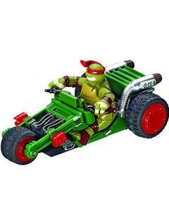 Carrera 61286 Go!!! Teenage Mutant Ninja Turtles - Raphael's Trike 1/43