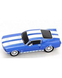 Carrera 20064146 Ford Mustang '67 Racing Blue 1/43