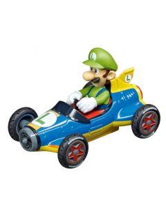 Carrera 20064149 Nintendo Mario Kart 8 - Mach 8 - Luigi  1/64