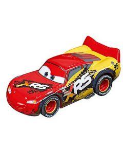Carrera 20064153 Disney PIXAR Cars - Lightning McQueen Mud Racer 1/64