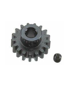 Castle Creations 010-0065-10 Pinion Mod 1, 17T, 5mm Shaft