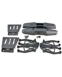 CEN GS512 Complete Bumper Set (Front/Rear)