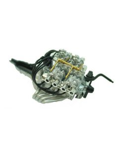 Engine Webber Chev Engine 1/18