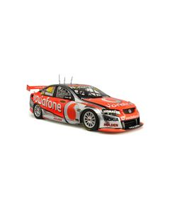 Classic Carlectables 1088-0 Jamie Whincup's Year 2011 TeamVodafone VE Commodore 1/43