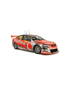 Classic Carlectables 1088-2 Jamie Whincup's Year 2011 Championship Winner TeamVodafone VE Series II Commodore 1/43
