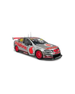 Classic Carlectables 1888-8 Craig Lowndes Year 2012 'End Of An Era' TeamVodafone VE Series II Commodore 1/43
