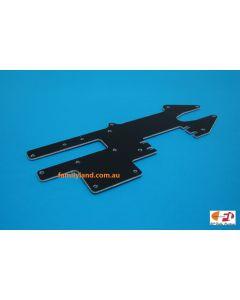 Colt M0081 2mm Upper Deck/ Radio Tray Black