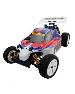 Colt S7051 Clear Body Set w/o Spoiler for GP Buggy 1/10