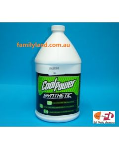 Cool Power Blue Synthetic 3.785 Liters (1 US Gallon)