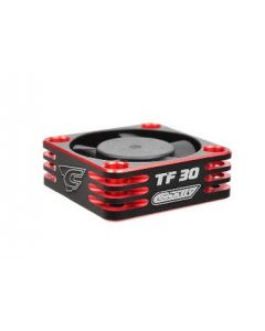 Team Corally 53110-1 Ultra High Speed Cooling Fan TF-30 w/BEC connector - 30mm