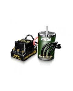 Castle Creations 010016406  Sidewinder 4 Brushless Sensorless ESC Combo w/ 1410-3800kV