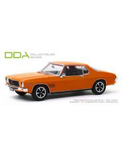 Greenlight DDA209 1973 Orange HQ Monaro GTS 350 1/24