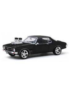 DDA DDA206 1973 Black/Black HQ Holden Monaro 1/24
