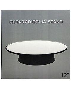 "Ddaus KC88012 Rotary Display Stand (Turntable 12"")"