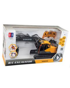 Double Eagle 568003 1:16 RC Volvo Excavator L&S + USB Charger