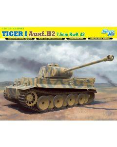 Dragon 6683 Tiger I Ausf.H2 7.5cm KwK 42 1/35
