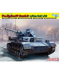 Dragon 6736 Pz.Kpfw.IV w/5cm Kwk L/60 1/35