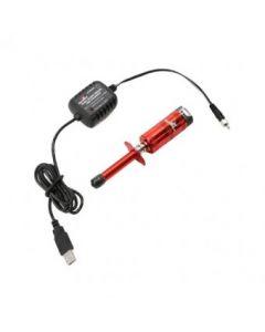 Dynamite DYNE0200Ni-Mh Glow Drivers w/USB Charger