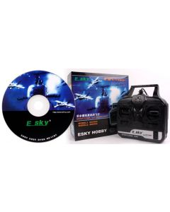 E-SKY 0905a SIMULATOR (USB PLUG) FMS VERSION 2+