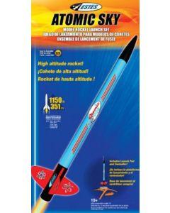 Estes 1390 Atomic Sky™ Model Rocket Launch Set w/o Engines (E2X)