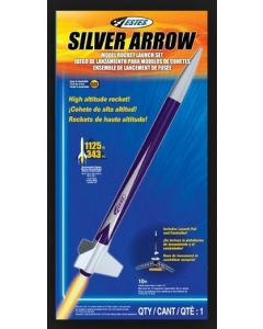Estes 1424 Launch Set E2X Silver Arrow w/o Engines