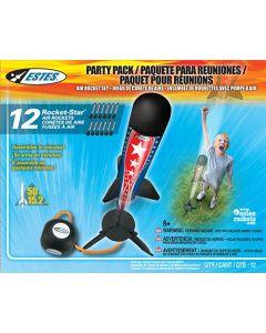 Estes 1708 Rocket-Star™ Air Rocket Party Pack